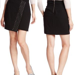 GUESS Studded Wrap Skirt US size 4